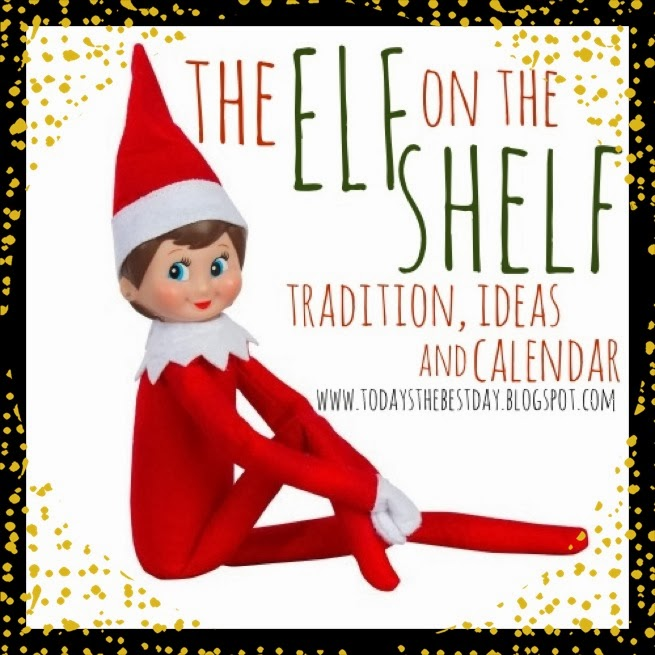Elf on the Shelf – Ideas, Information and Calendar - Today ...