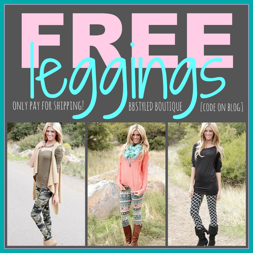 Free Leggings BBSTYLED