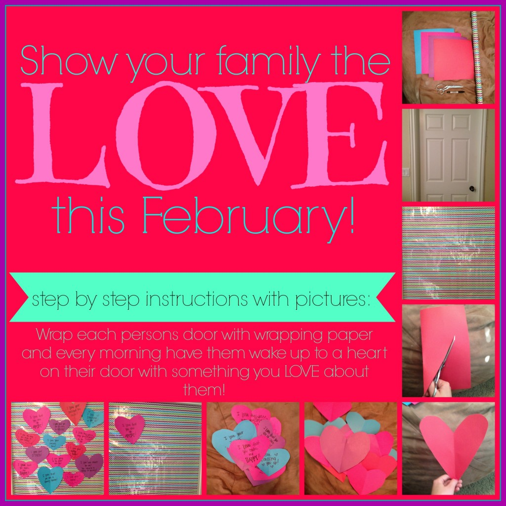 Show Your Family the LOVE