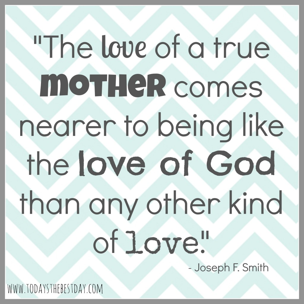 The Love of Mother