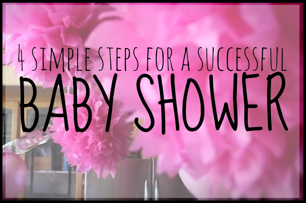 4 Simple Steps For A Successful Baby Shower Todays The Best Day