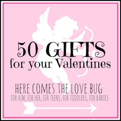 50 Gifts For Your Valentines copy