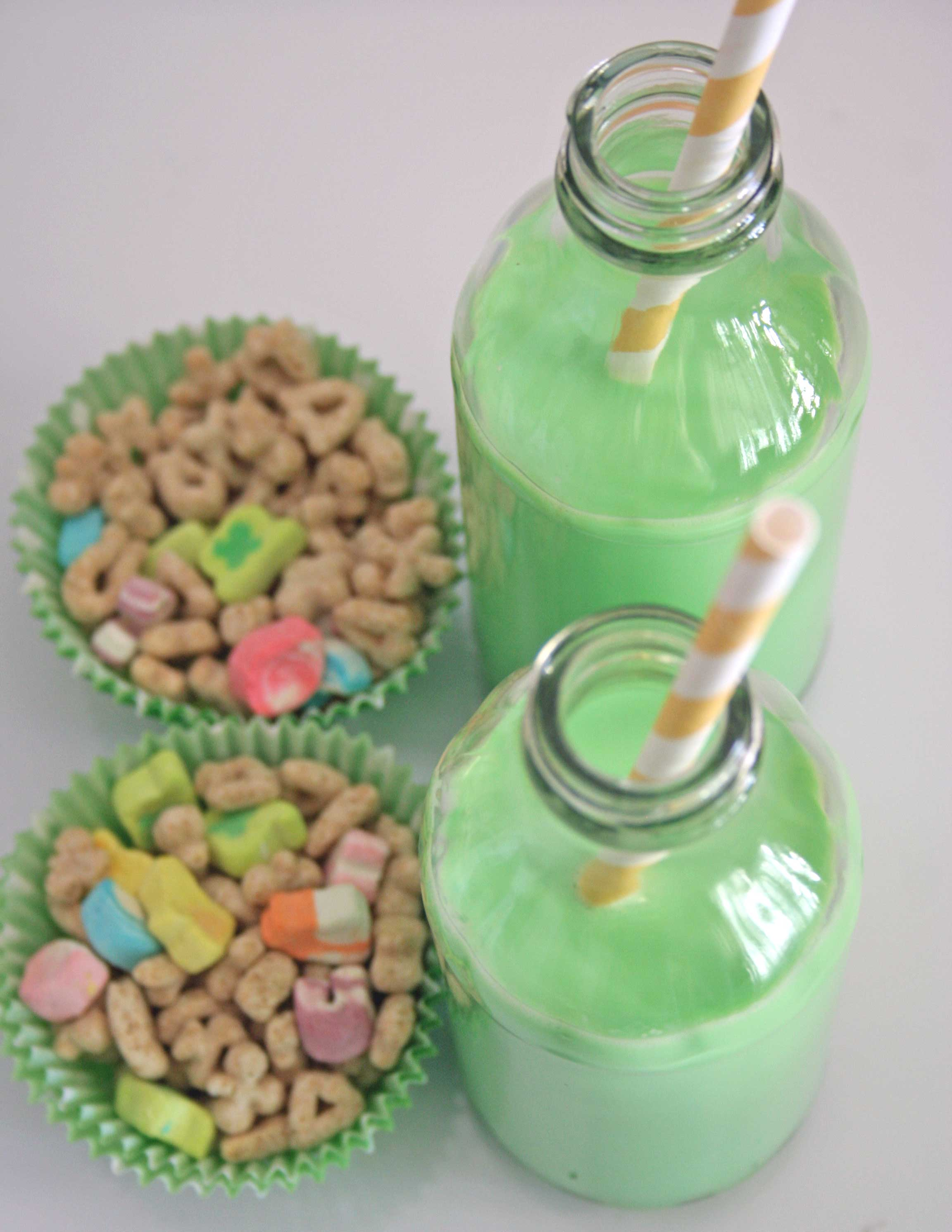 15 Lucky Charms Treats for St. Patricks Day - Today's the Best Day