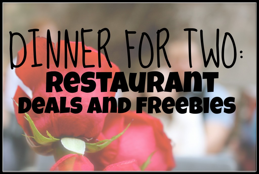 Restaurant Deals and Freebies