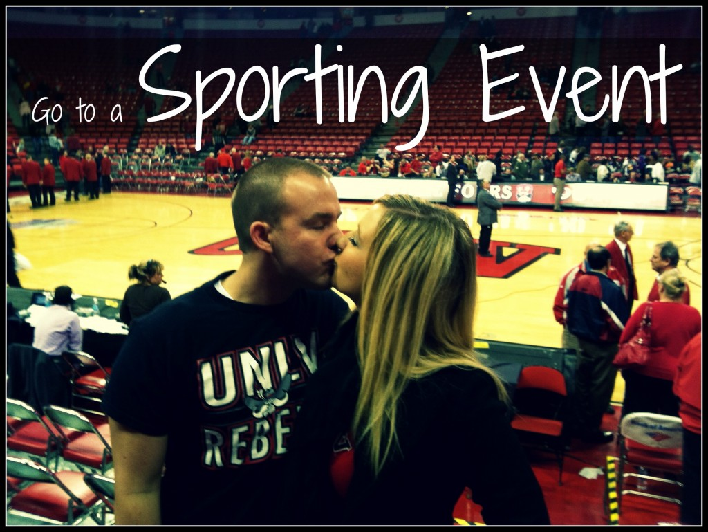 Sporting Event