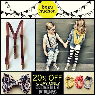 Beau Hudson Deal of the Day  copy