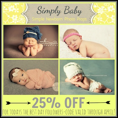 Simply Baby Newborn Photo Props copy