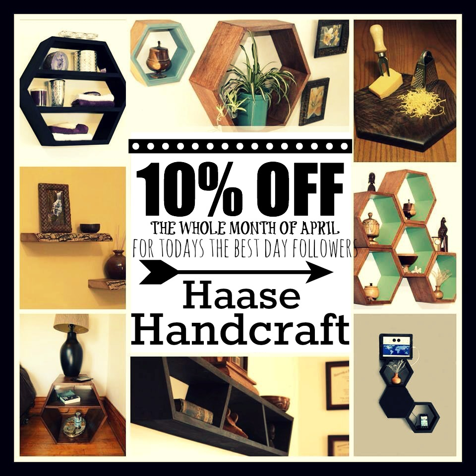 Haase Handcraft Deal of the Day