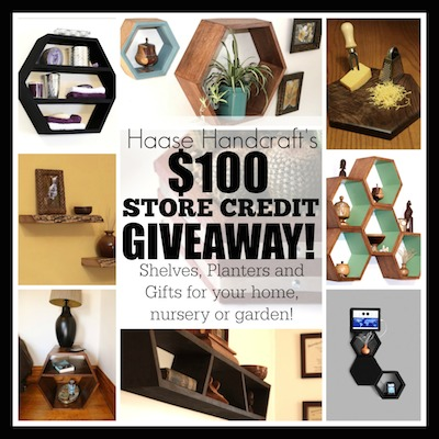 Haase Handcrafts GIVEAWAY copy