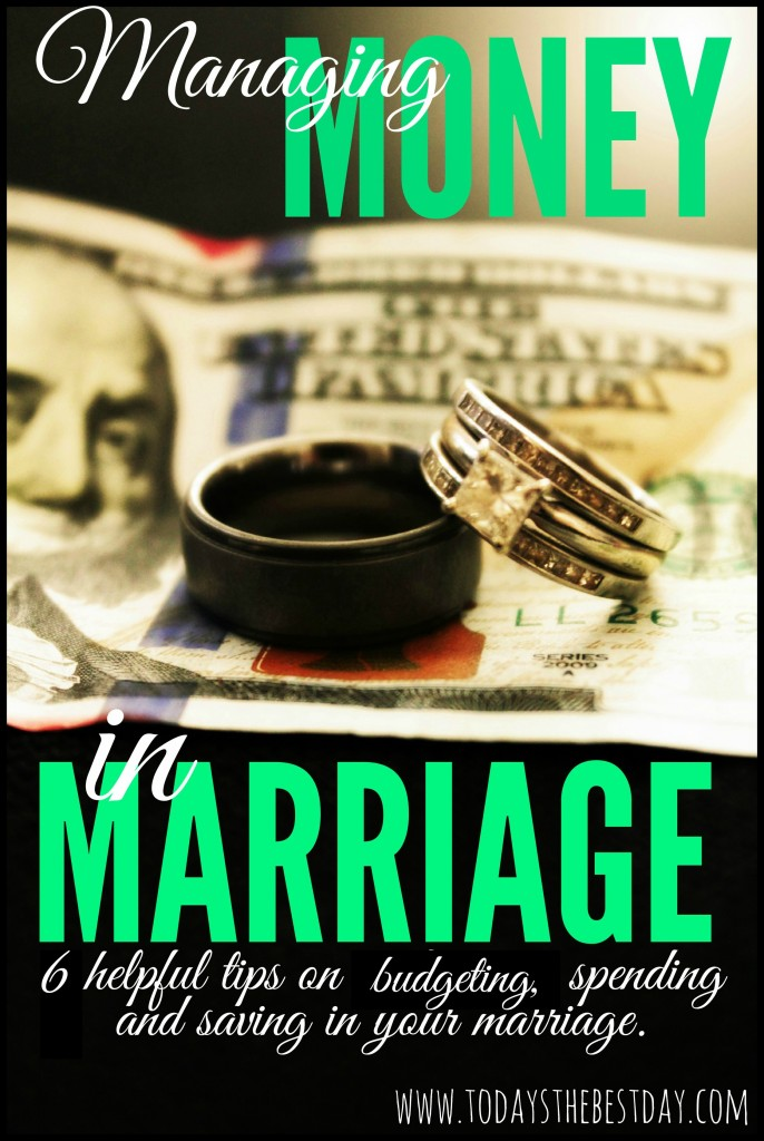 Managing Money in Marriage