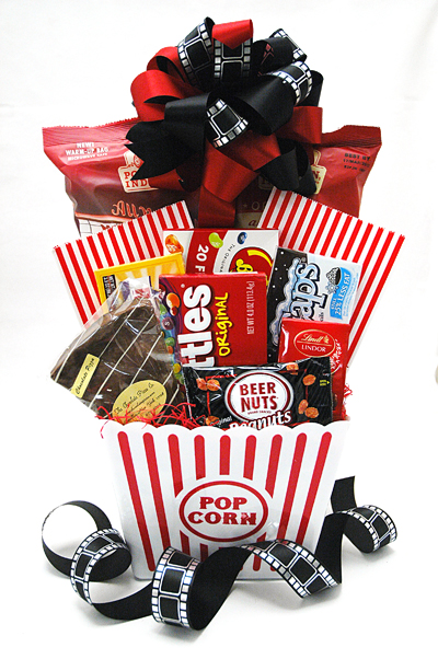 Movie Lovers Easter Basket