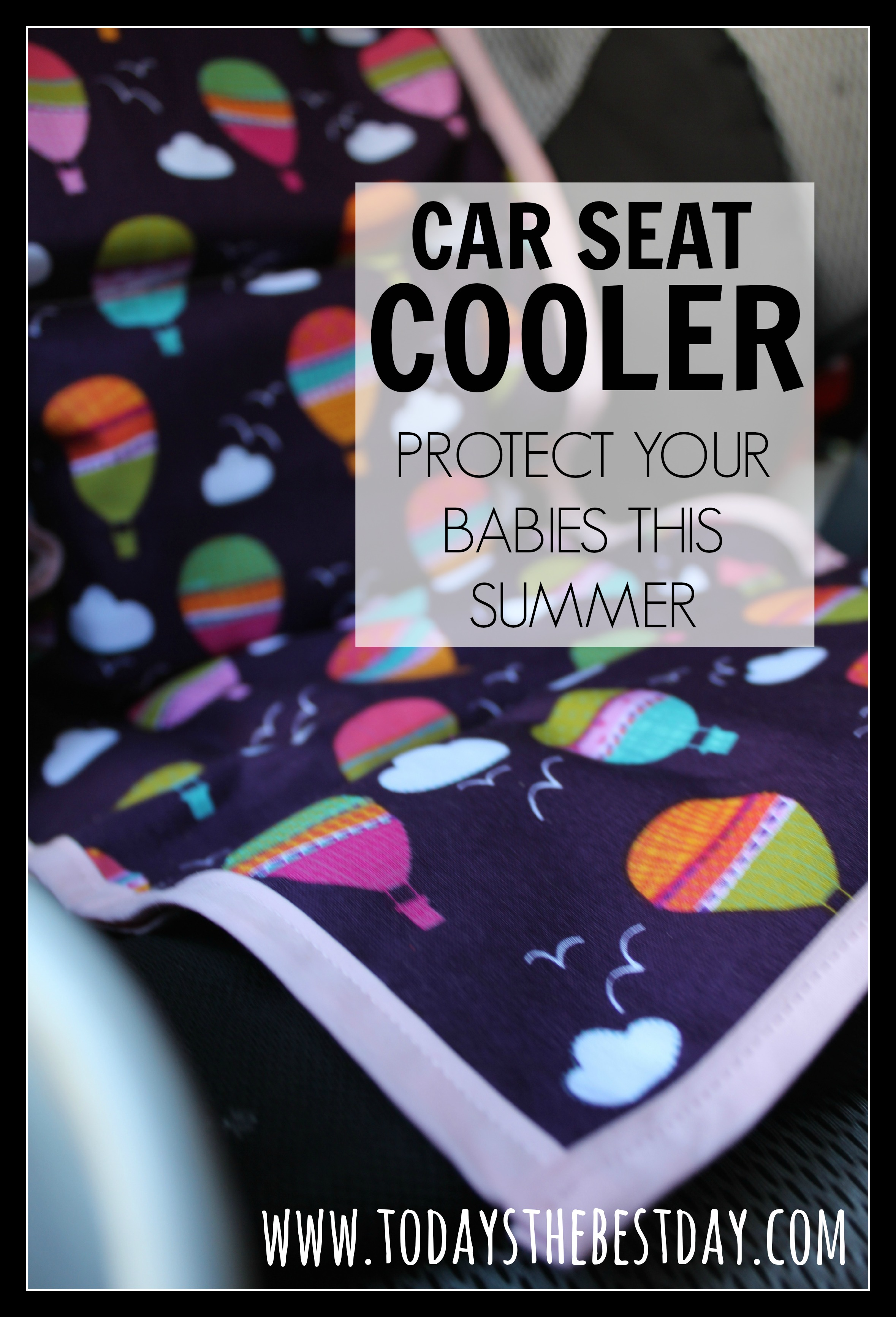 In Fact, She Makes The COOLEST Car Seat Cooleru0027s That I Am VERY Excited To  Introduce You To Today!
