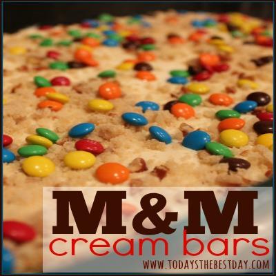 M&M bars