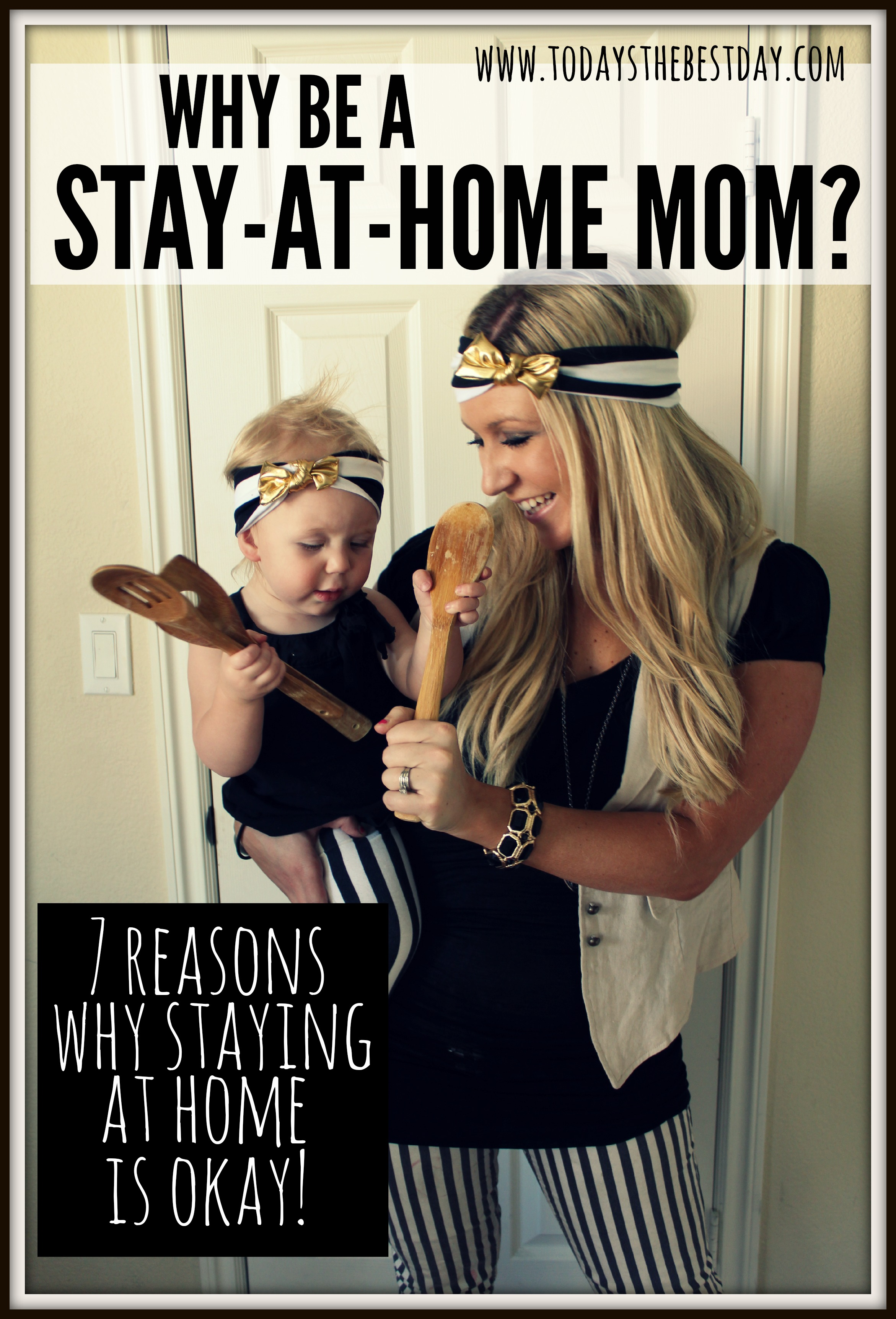 Stay At Home Mom 5