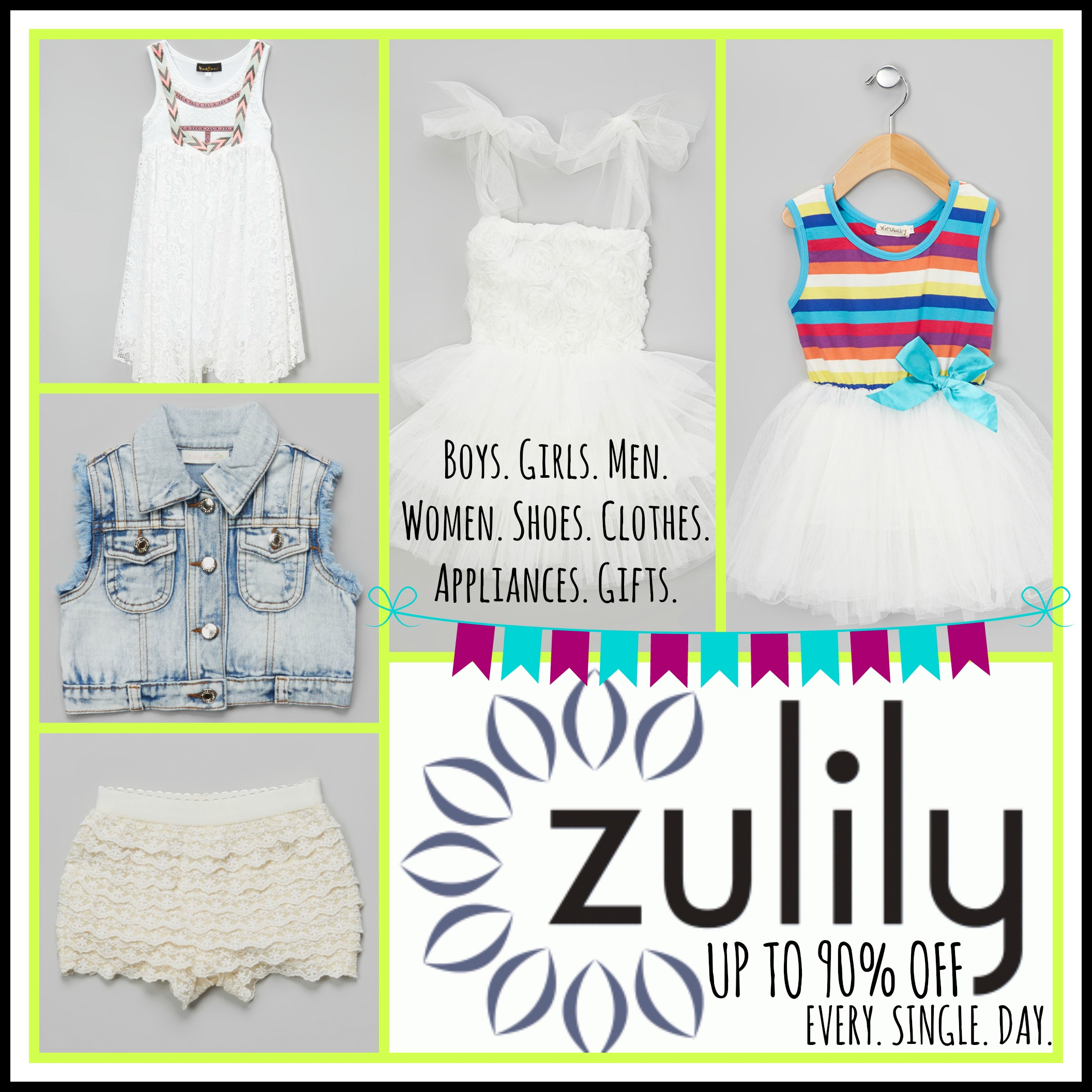ZULILY Deal of the Day Today s the Best Day