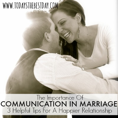 the importance of communication in keeping a marriage successful 5 communication tools that saved my marriage in how many cases were they successful we've become so accustomed to hearing about prayer that its importance.