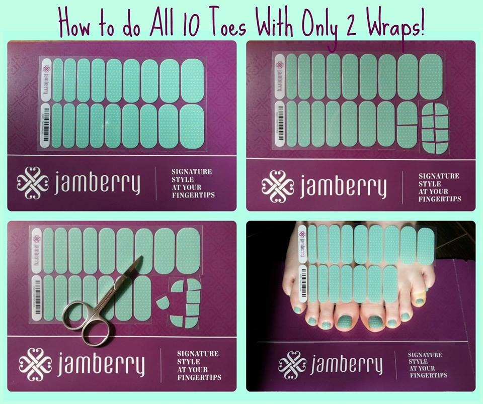Jamberry Nails - Today\'s the Best Day