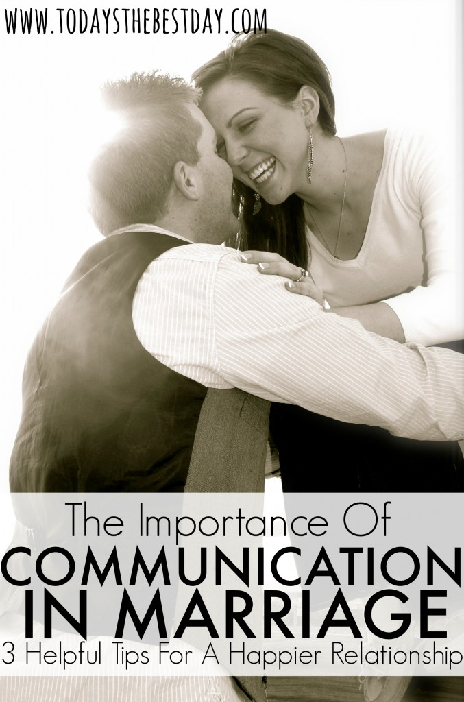 the importance of communication for a successful long term marriage Here are the six meanings that you should think of, when you hear the term communication, and 6 ways to use communication to strengthen your relationship: 1 communication means talking about your needs and desires (especially when things get though.