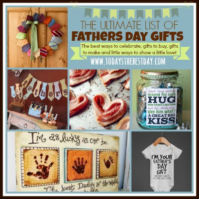 The Ultimate Fathers Day Gifts