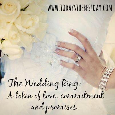 Meaning Of Wedding Rings Credainatcon
