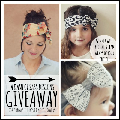 A Dash of Sass Giveaway2