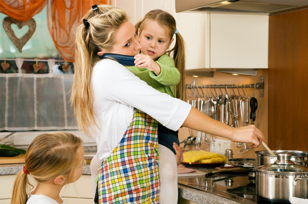 Homemaker Mom
