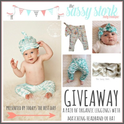 The Sassy Stork Giveaway 2