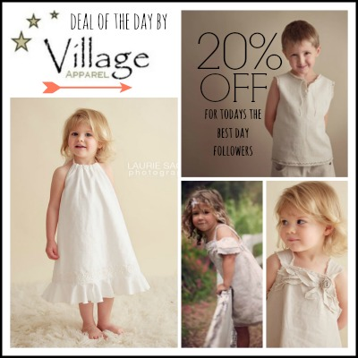 Village Apparel Deal 2