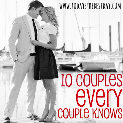 10 Couples Every Couple Knows 2
