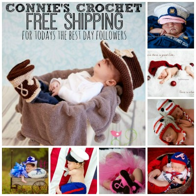 Connies Crochet Deal of the Day 2