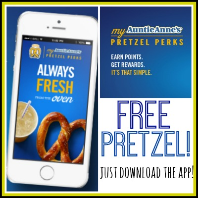 Free Pretzel 2