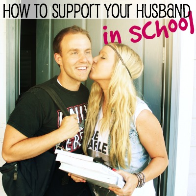 How To Support Your Husband In School 2
