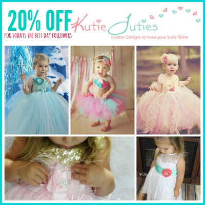 Kutie Tuties Deal of the Day 2