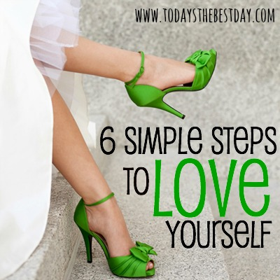 6 Simple Steps To Love Yourself - Truth!