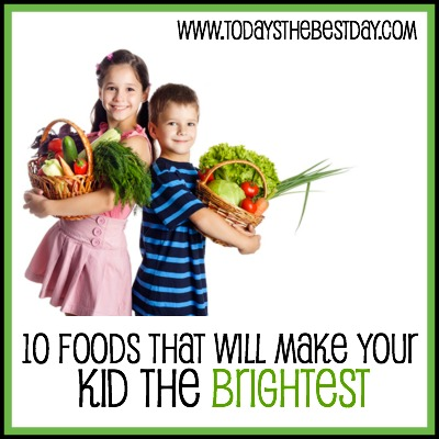 10 foods that will make your kid the brightest - 2