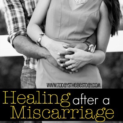 Healing After A Miscarriage 2
