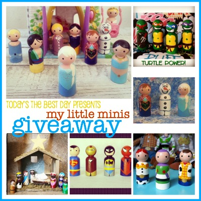 My Little Minis Giveaway 2