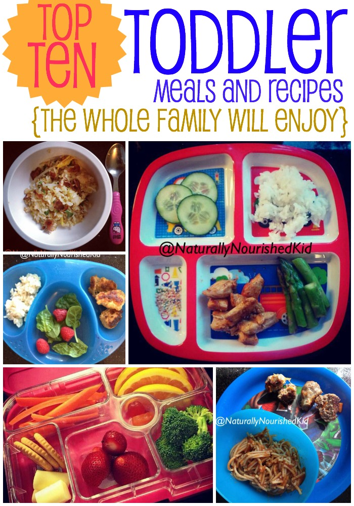 Top 10 toddler meals and recipes for the whole family todays top 10 toddler meals and recipes the whole family will enjoy forumfinder Images