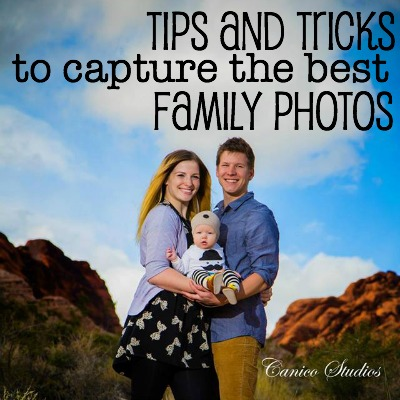 Tips and Tricks to Capture The Best Family Photos 2