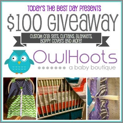 owl hoots giveaway 2