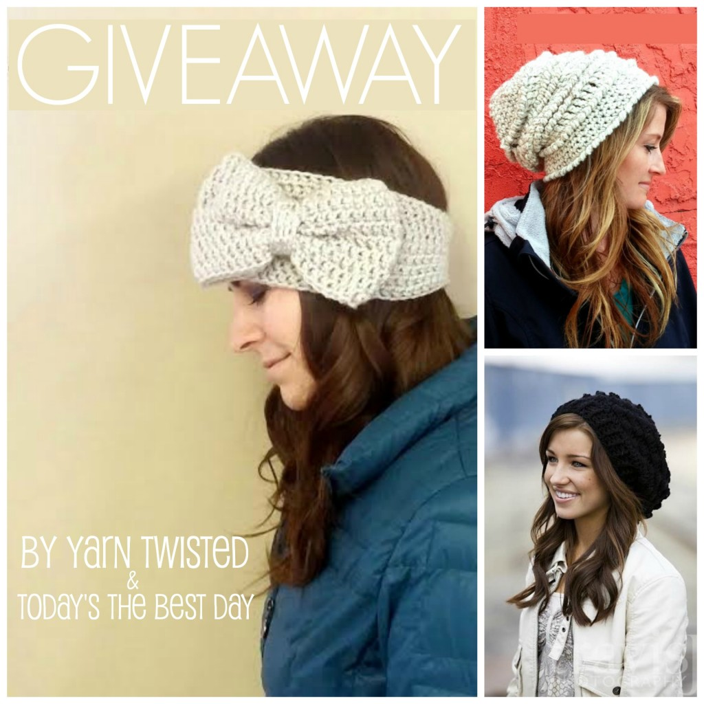 Yarn Twisted Giveaway Todays The Best Day