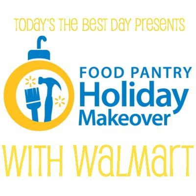 Holiday Makeover Walmart
