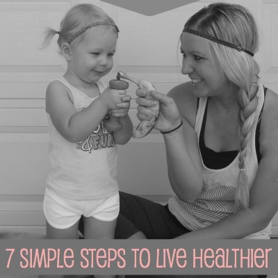 GOOD NUTRITION AND EXERCISE FOR YOUR BODY - 7 Simple Steps To Live Healthier 2