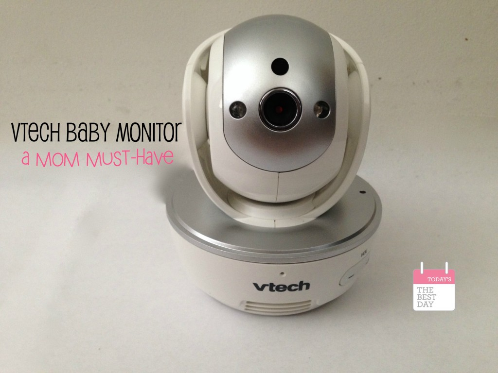vtech baby monitor product review today 39 s the best day. Black Bedroom Furniture Sets. Home Design Ideas