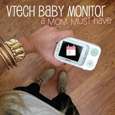 VTech Baby Monitor A Mom Must Have 2
