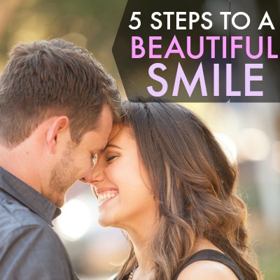 5 STEPS TO A BEAUTIFUL SMILE 2