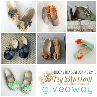 Bitsy Blossom Giveaway 2
