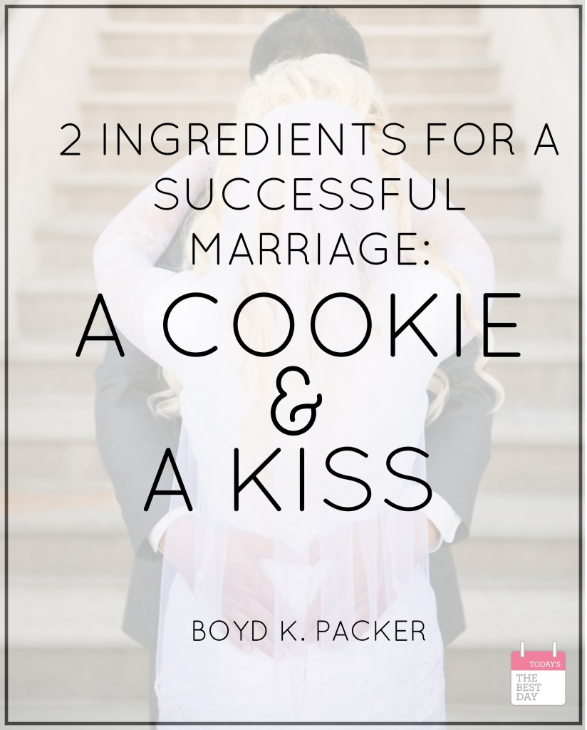 8 Key Ingredients For a Successful Marriage