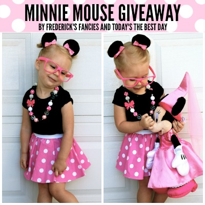 Minnie Mouse GIveaway 2