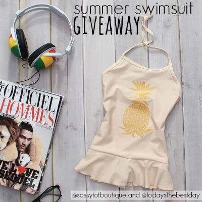 Pineapple Swimsuit Giveaway 2